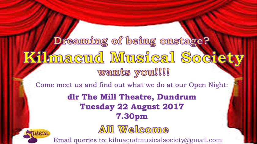 musical society dublin, musical society, dublin, kilmacud